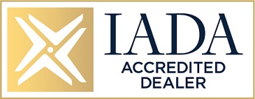 IADA Accredited Dealer Logo